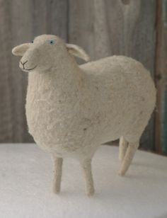 A little sheep you can make