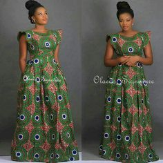 is an African fashion and lifestyle website that showcase trendy styles and designs, beauty, health, hairstyles, asoebi and latest ankara styles. African Maxi Dresses, Latest African Fashion Dresses, African Dresses For Women, African Print Fashion, African Attire, African Wear, African Women, Ankara Fashion, Ankara Gown Styles