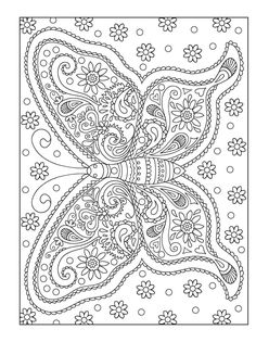 10 Adult Coloring Books To Help You De-Stress And Self-Express