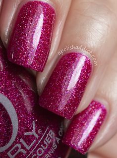Orly Miss Conduct | #EssentialBeautySwatches | BeautyBay.com
