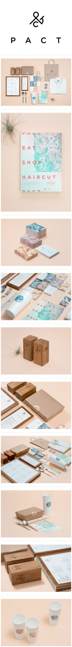 Pact #identity #packaging #branding #marketing PD