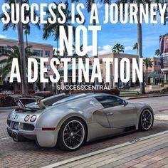 If you take the journey at least take it in a great car!  #LifeJourney #entrepreneur