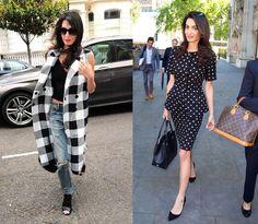 Tarzım ve El Emeğim/ Moda Blogu: MODA BLOGU - AMAL CLOONEY KİMDİR? STİLİ VE TARZI H...