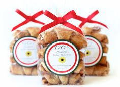 Indulge in hand-rolled Italian cookies made from a light buttery dough and filled with cinnamon, sugar and walnuts. Each month you will receive two (2), three (3), or six (6) bags depending on what option you choose $29 /month