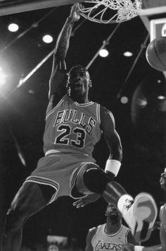 Michael Jordan Chicago #Bulls