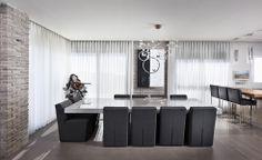 Sleek Tel Aviv Penthouse Apartment by Michal Schein Studio | Wave Avenue