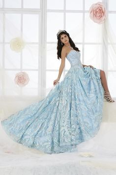 5e92d9bffc6 Quinceanera Dress  26900. Quinceanera DressesHomecoming ...