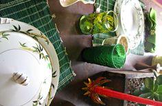 Street Scene Vintage: Set the Table {Pt. 2}