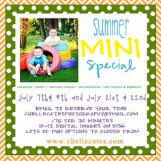 Summer Mini Sessions... LOVE THE colored tires!! Mini Sessions, Photo Sessions, Business Planning, Business Ideas, Photography Business, Photography Tips, Colored Tires, Photo Tips, Photo Ideas