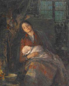 Anna Nordgren (Swedish, 1847 –1916) - Rest