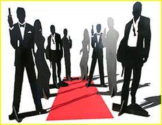 James Bond Party Props | Party Props for hire