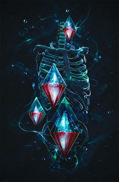 Cardiac Arrest by Rene-Marco