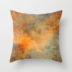 Stone Texture 1A Throw Pillow
