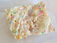 Jumbo Brown Butter Rice Krispie Marshmallow Treats