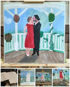 Painting love 💞
