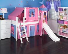 Maxtrix Kids Furniture - Girls Bedroom Furniture