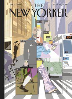 The New Yorker, November 24, 2014
