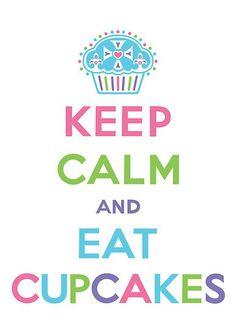 Life is one big Cupcake haaa haaa