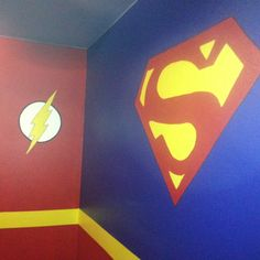 My Sons New Big Boy Superhero Room!!! We Are So Happy With The
