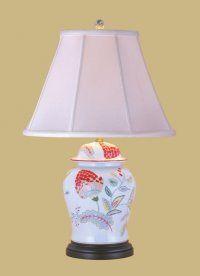 "East Enterprises LPDHLF0813E Table Lamp. 29""H, 3-way, 150 watt."