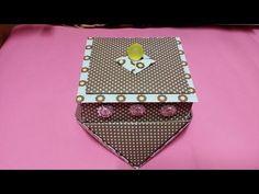 370.울타리상자접기.종이접기.오월의장미.origami.색종이접기.인형만들기 - YouTube