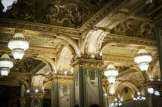 New York Cafe - Budapest Hungary