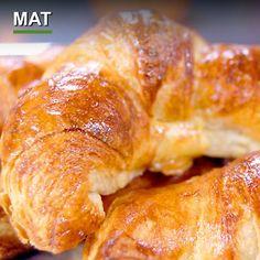 Croissant. FOTO: NRK