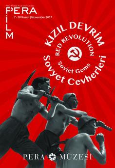 KIZIL DEVRİM: Sovyet Cevherleri | RED REVOLUTION: Soviet Gems 07.-30.11.2017