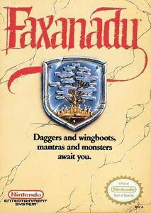 Faxanadu  #NES