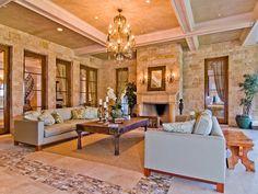Outdoor Living Room with indoor look...