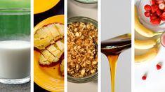 Vitamina Para Ganhar Massa Muscular   Potente! Para Pernas e Glúteos! Fitness Nutrition, Oatmeal, Breakfast, Food, Tasty Food Recipes, Diet To Gain Weight, Detox Drinks, Drink Recipes, 3 Ingredients