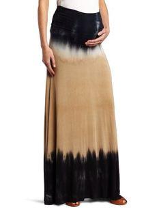 NOM Women's Maternity Courtney Skirt
