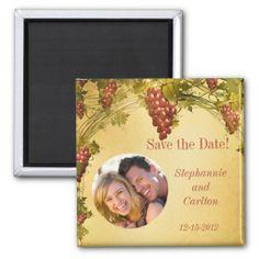 >>>Order          Vineyard Wedding Announcement Magnet           Vineyard Wedding Announcement Magnet In our offer link above you will seeHow to          Vineyard Wedding Announcement Magnet Here a great deal...Cleck Hot Deals >>> http://www.zazzle.com/vineyard_wedding_announcement_magnet-147601515027849194?rf=238627982471231924&zbar=1&tc=terrest