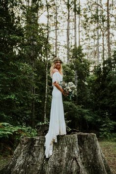 A genuine boho beauty | Image by Amy Higg Photography