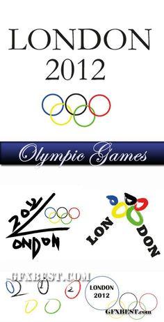 London Olympic Games 2012 Logos