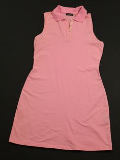 Tahari Dress Womens Size Small Pink Sleeveless Tennis Dress in Clothing, Shoes & Accessories, Women's Clothing, Dresses | eBay