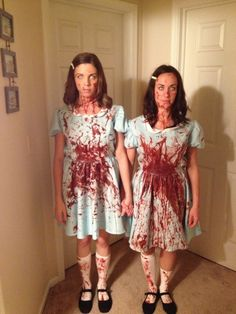 """""""come and play with us Danny.. for ever.. and ever.. and ever...""""    Grady Sisters axed - Imgur"""