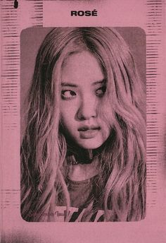 190423 BLACKPINK 'KILL THIS LOVE' EP ALBUM LYRICS BOOK PINK VERSION #ROSÉ 🌹