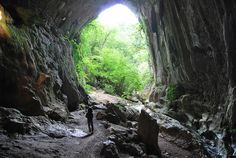 Cuevas de Zugarramurdi .Navarra,  España. http://mundoturismorural.blogspot.com.es/