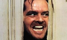 """Here's Johnny"", The Shining (1980) 
