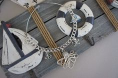 Olivia Paige Chain Sailor  Anchor octopus by OliviaPaigeClothing