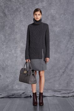 Mulberry Pre-Fall 2014 Collection Slideshow on Style.com