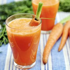 8 creative ways to use carrots (like in a carrot smoothie!). #healthyrecipes #veggies #healthyeating | everydayhealth.com