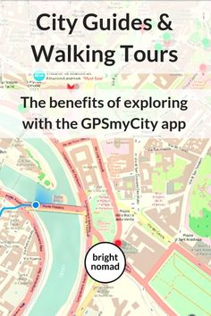 The benefits of exploring a city with the GPSmyCity app - You can turn your phone into an interactive travel guide that works offline and takes you to the best places in the city!    #travel #travelapp #apps #cityguide #travelblog #travelblogger #travelblogging #android #ios #iphone #Traveling #traveltips Packing Tips For Travel, Best Travel Apps, Travel List, Travel Essentials, Travel Guides, Budget Travel, International Travel Tips, Travel Articles, Travel Advice