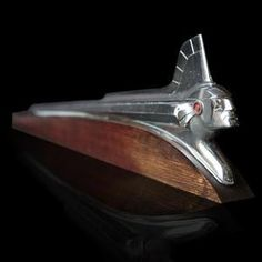 Pontiac Hood Ornament...Re-Pin brought to you by #AutoIns #HouseofInsurance #EugeneInsurance #Oregon