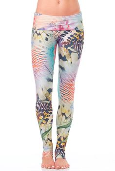 88245eac270d The Emily Hsu Designs Orchid legging is a beautiful abstract orchid print.  Perfect for hot