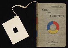 Code des couleurs : à l'usage des naturalistes by Paul Klincksieck. Published 1908