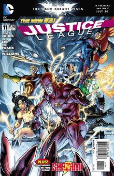 Justice League #11 - The Villain's Journey, Chapter 3: Atonement; The Curse of SHAZAM, Part 5 (Issue)