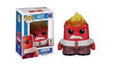San Diego Comic Con Exclusive Flamhead Anger