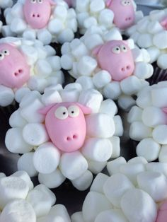 Cakes and Cookies: Feed My Sheep